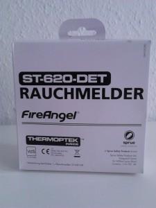FireAngel St-620 Verpackung