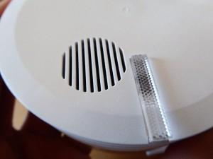 Signal-LED bei einem Melder